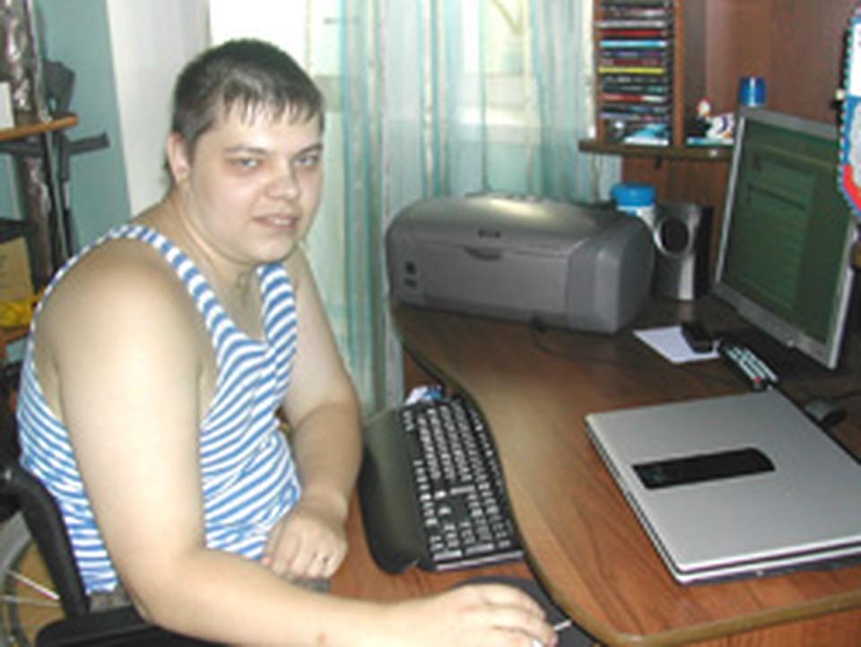 Андрей постеснялся сразу признаться, что дневник в Интернете - его.