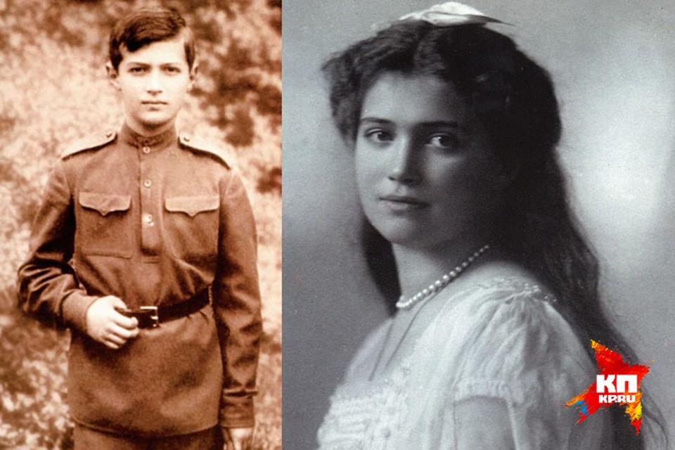 Алексея и Марию Романовых большевики похоронили отдельно, чтобы по количеству тел в общей могиле нельзя было точно сказать, что там покоится именно царская семья Фото: госархив