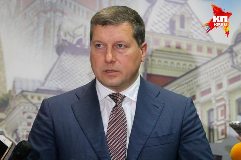 Глава Нижнего Новгорода прокомментировал отстранение от должности Олега Кондрашова.