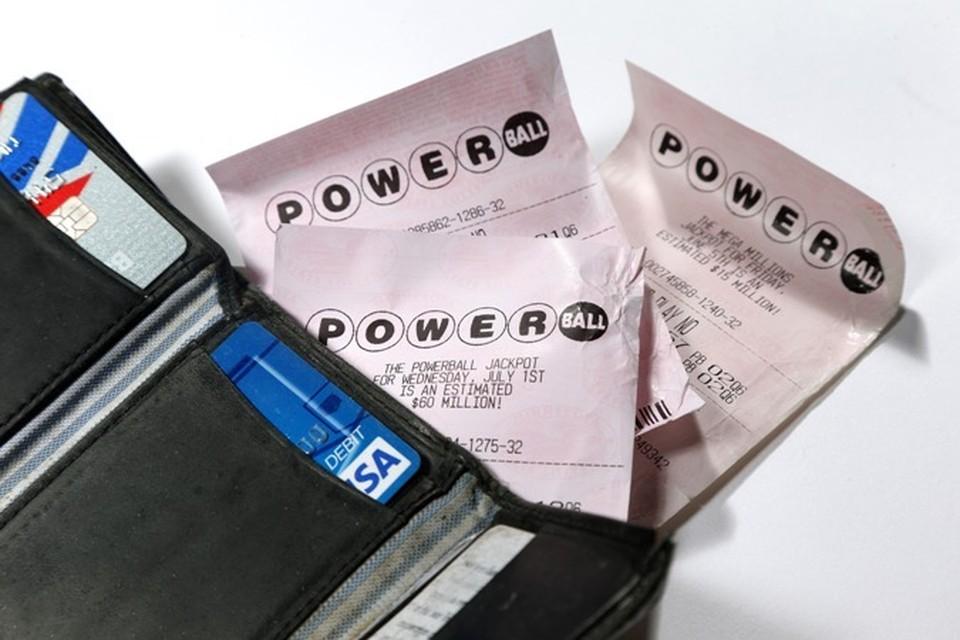 """Лотерейный  бизнес Америки переживает не лучшие времена, многие """"счастливчики""""  не могут получить выигранные деньги"""