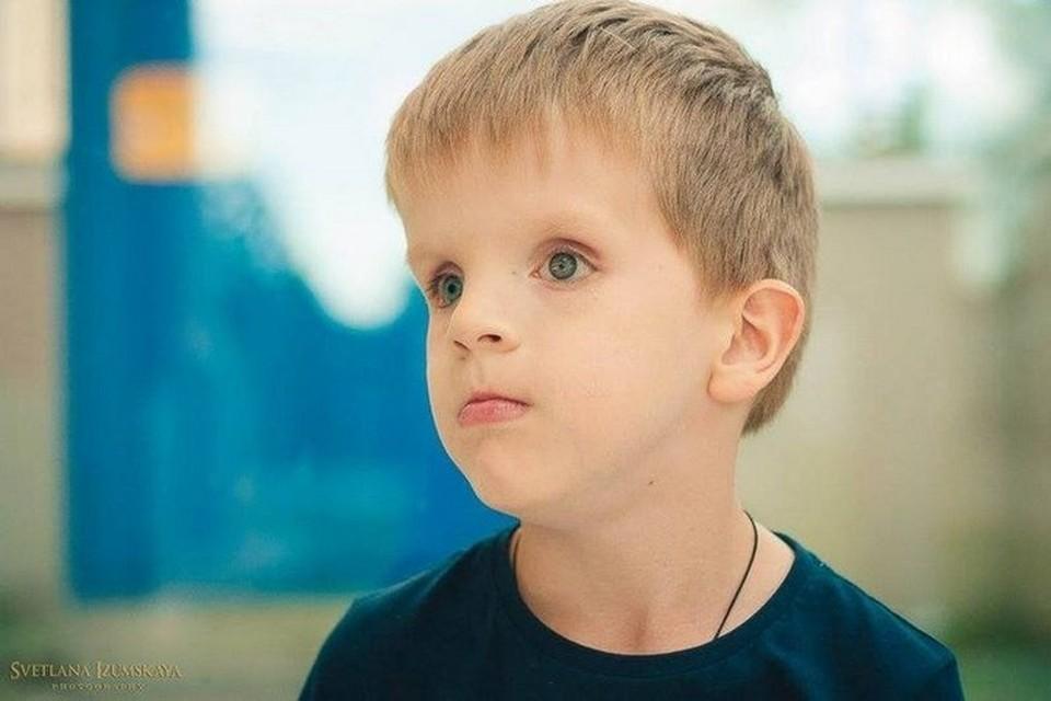 Пятилетний незрячий мальчик из Череповца споет вместе Иосифом Кобзоном Фото: cherinfo.ru