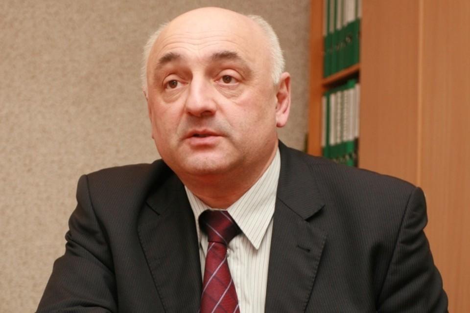 После окончания военной службы Игорь Барсков руководил Гвардейском.