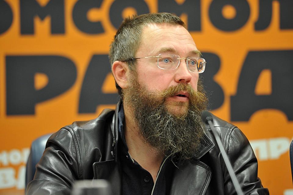 Успешный подмосковный фермер Герман Стерлигов устроил в редакции «Комсомольской правды» так называемый «крестьянский завтрак»