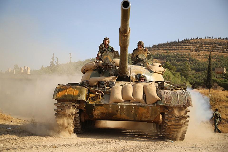 Прежде, чем начать наступление, военные долго пытаются убедить людей покинуть населенные пункты