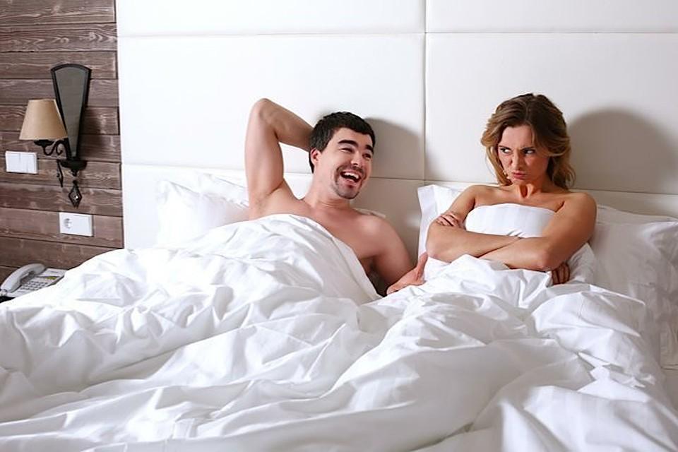 Продолжительные сексуальные отношения