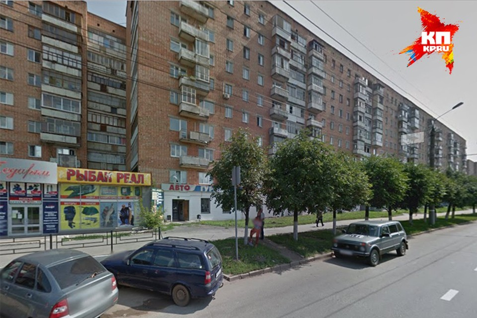 В Ижевске женщина осталась без жилья, потому что сын прописал в ее квартире жену и детей. Фото: www.google.ru/maps