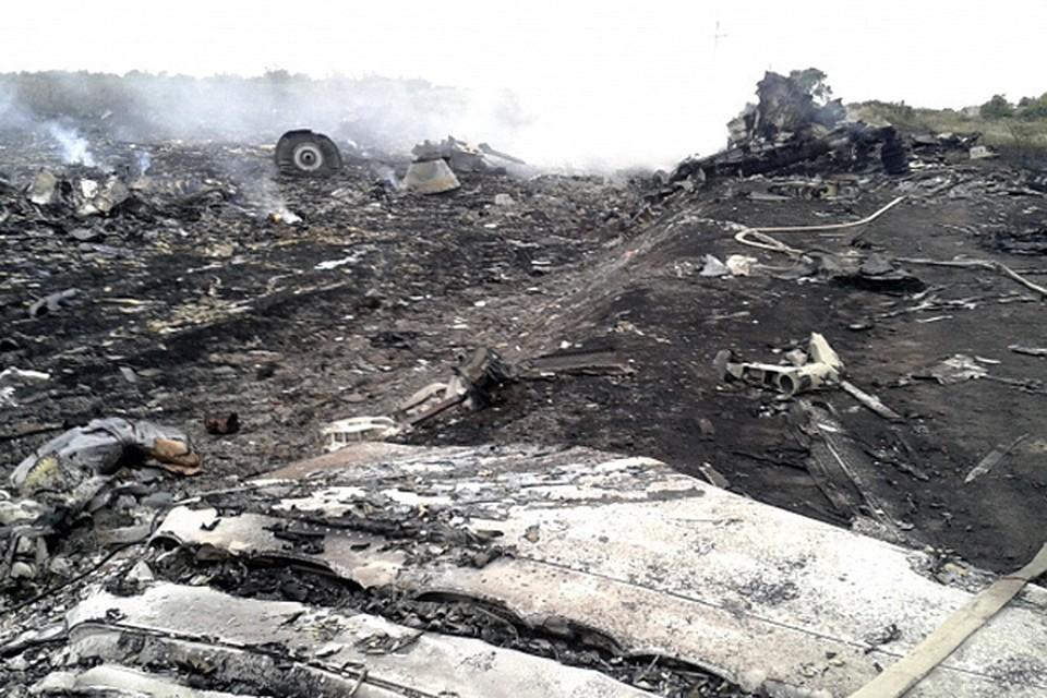 Нидерланды сообщили, что привело к разрушению «Боинга» в воздухе