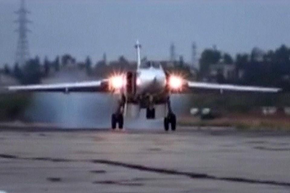 В течение минувших суток российская авиагруппа в Сирии выполнила 39 боевых вылетов