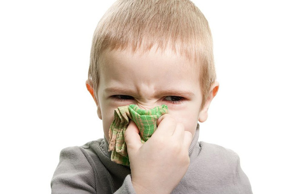 гайморит у детей лечение симптомы