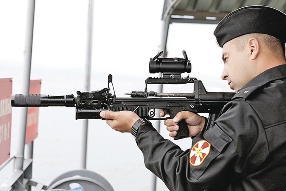 Российские конструкторы создали уникальное двухсредное оружие.