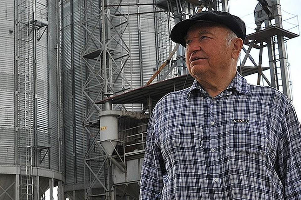 Фермер Лужков собрался перерабатывать шелуху и навоз в пеллеты.