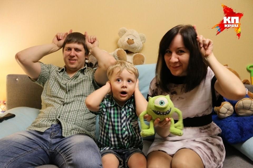 В Рязанской области материнский капитал получили 39 тысяч семей. Фото: Сабина Алджабаева
