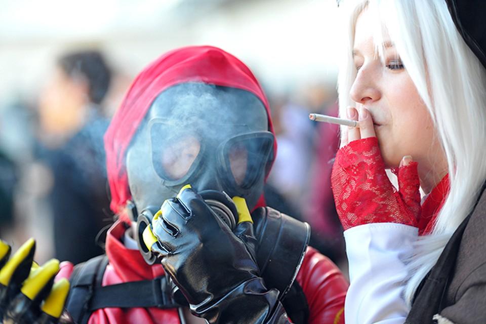 Особое беспокойство парламентария вызывает тенденция увеличения табакокурения среди молодежи
