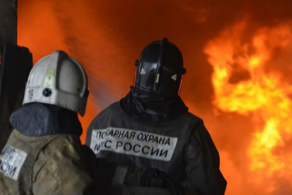 Ранг сложности пожара на Новослободской улице повышен до третьего