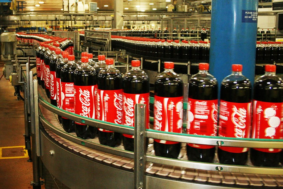 coca cola manufacturing