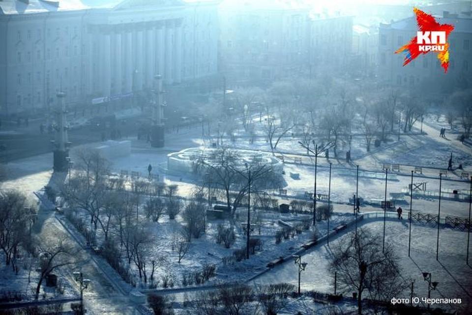Фото: Юрий ЧЕРЕПАНОВ