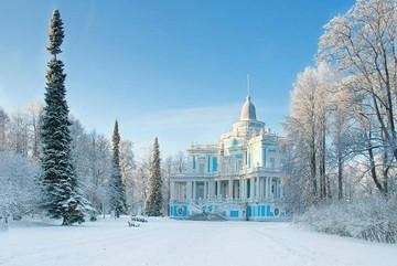 Самые сказочные снимки снежного Петербурга