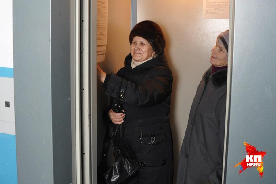 В лифтовой кабине хочется быть уверенным в своей безопасности.