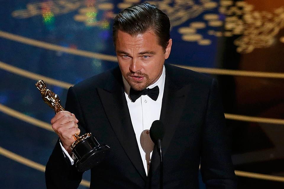 Оскар 2019: Леонардо ДиКаприо стал героем флешмоба ДайтеЛеоОскара рекомендации