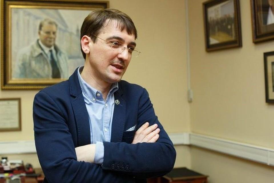 Михаил Дубина - один из самых молодых член-корров Российской Академии наук