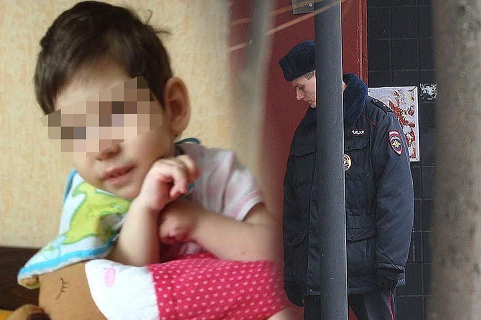 Няня 4х летней девочки отрезала голову