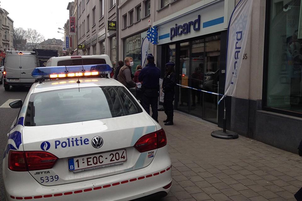 То, что творится сейчас в Брюсселе – завораживает. Ты словно видишь какой-то другой, потусторонний мир