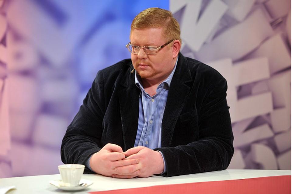 Павел Викторович Данилин, генеральный директор Центра политического анализа, в гостях у Радио «Комсомольская правда»