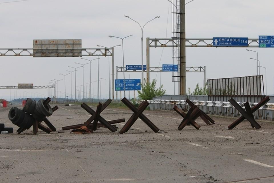 Корреспонденты «КП» пообщались с бойцами, стоящими в десятках метров от позиций ВСУ