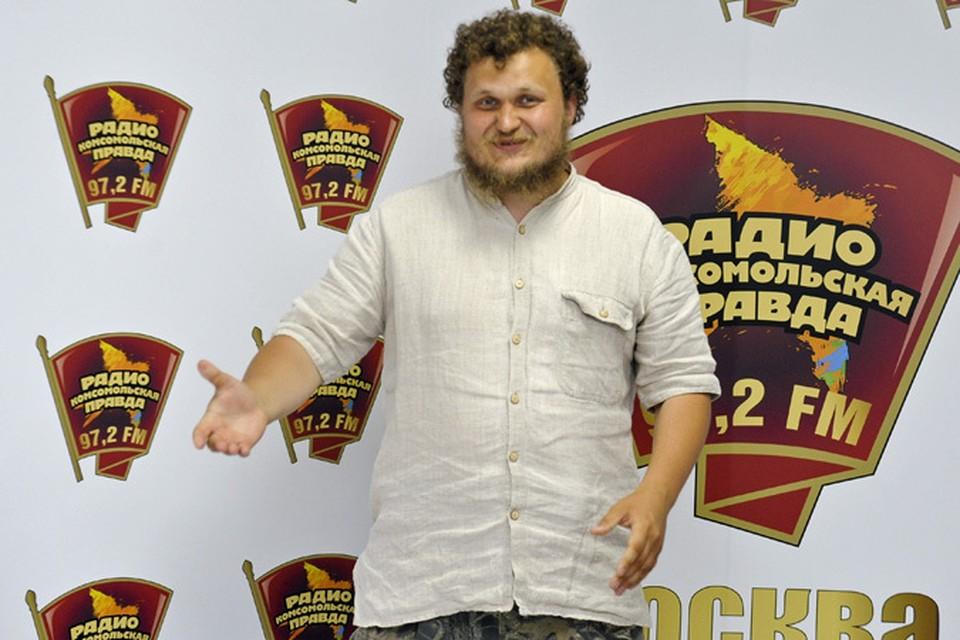 Фермер-сыровар Олег Сирота рассказывает о итогах своего эксперимента в эфире Радио «Комсомольская правда»