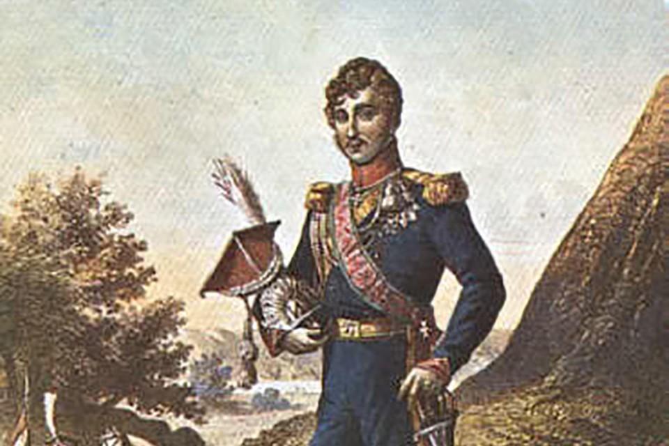 Доминик Радзивилл.