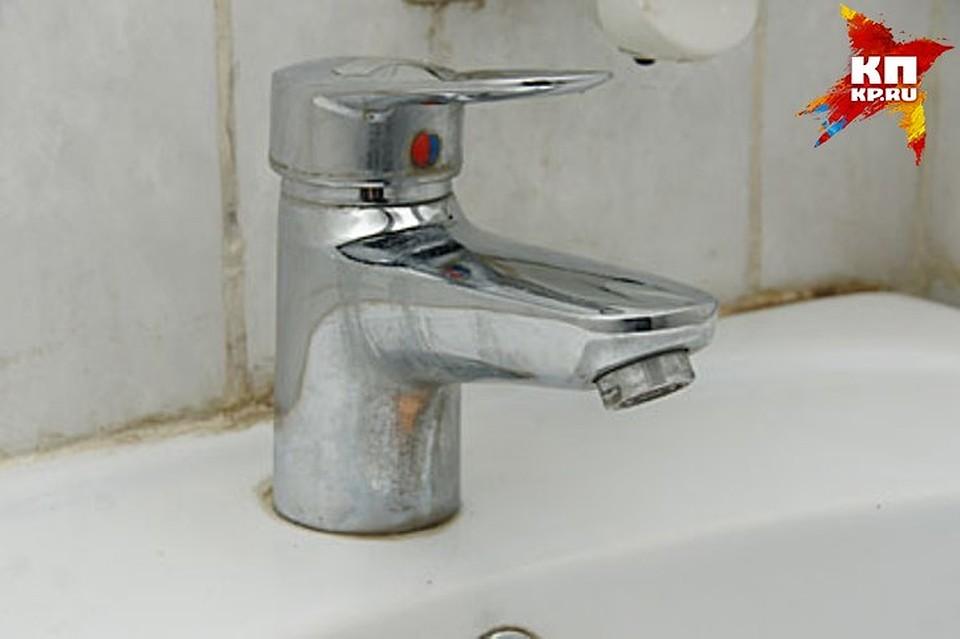 Какой график отключения горячей воды в 2016 году в Курске