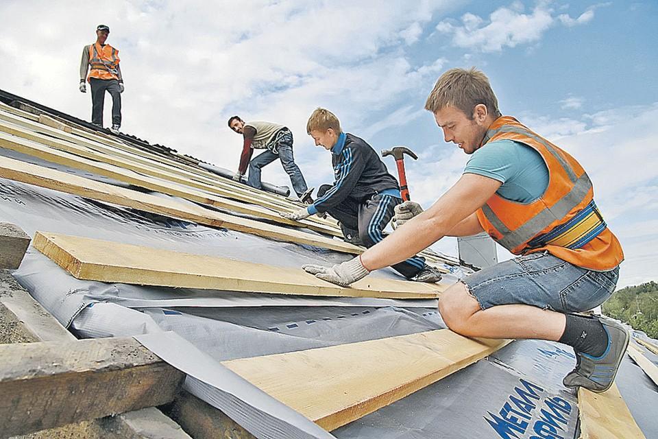 В ближайшие три года будет проведен капитальный ремонт почти в шести тысячах домов.