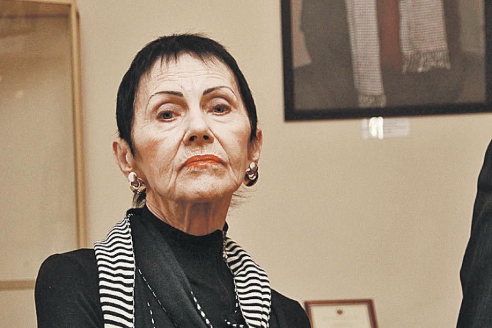 Вдова актера Тамара Владимировна приехала на открытие музея на его родине - в селе Быстрый Исток.