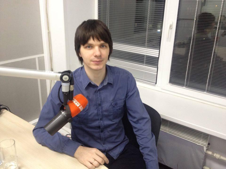 Аналитик геосервисов Яндекса Леонид Мельников в гостях у Радио «Комсомольская правда»