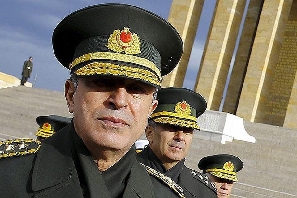 Турецкие генералы и полковники пытались свергнуть Эрдогана