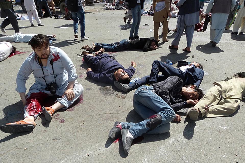 По предварительным данным, в инциденте погибли 10 человек, десятки ранены