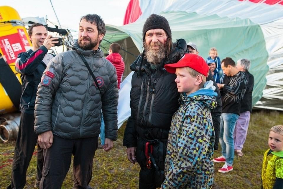 Федор Филиппович пока приходит в себя после 11 суток перелета