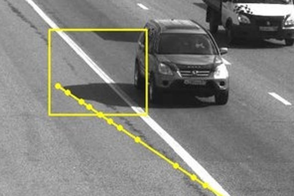 Фиксация так называемого нарушения ПДД тенью стала возможной в связи со сбоем в работе комплекса фотовидеофиксации