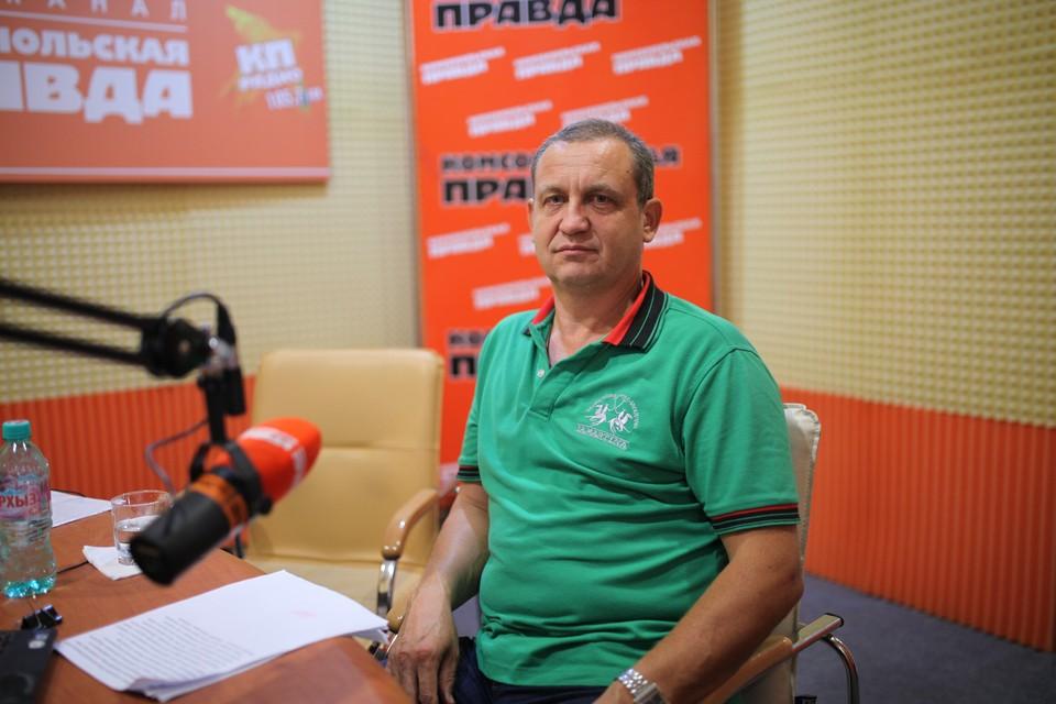 Технолог по производству кваса Валерий Борисович Кубраков
