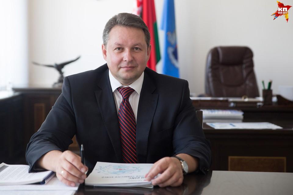 Андрей Шорец рассказал, каким видит Минск в будущем.