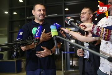 Андрей Фомочкин: Флаг, который пронес в Рио, подарю российским паралимпийцам