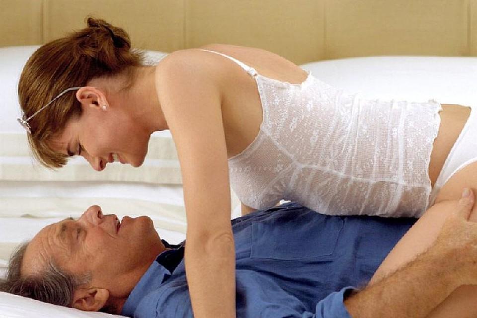 Секс с пожилого человека