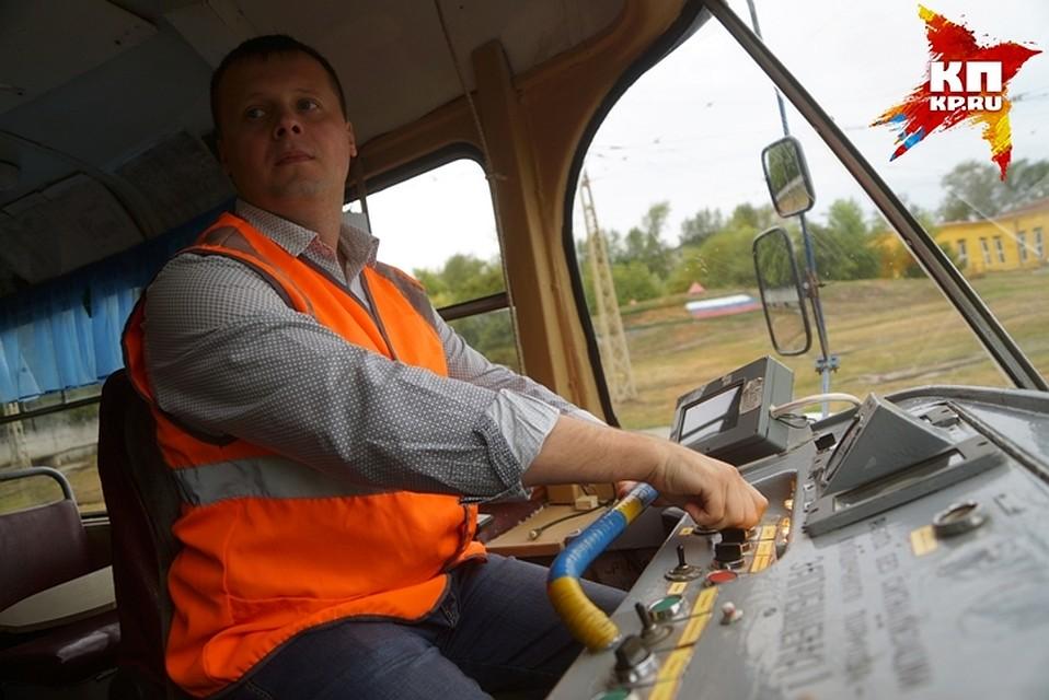 Обучение на водителя трамвая