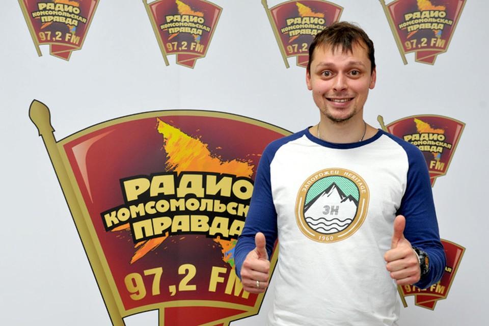 Виктор Комаров: Стендап в России прививали через боль