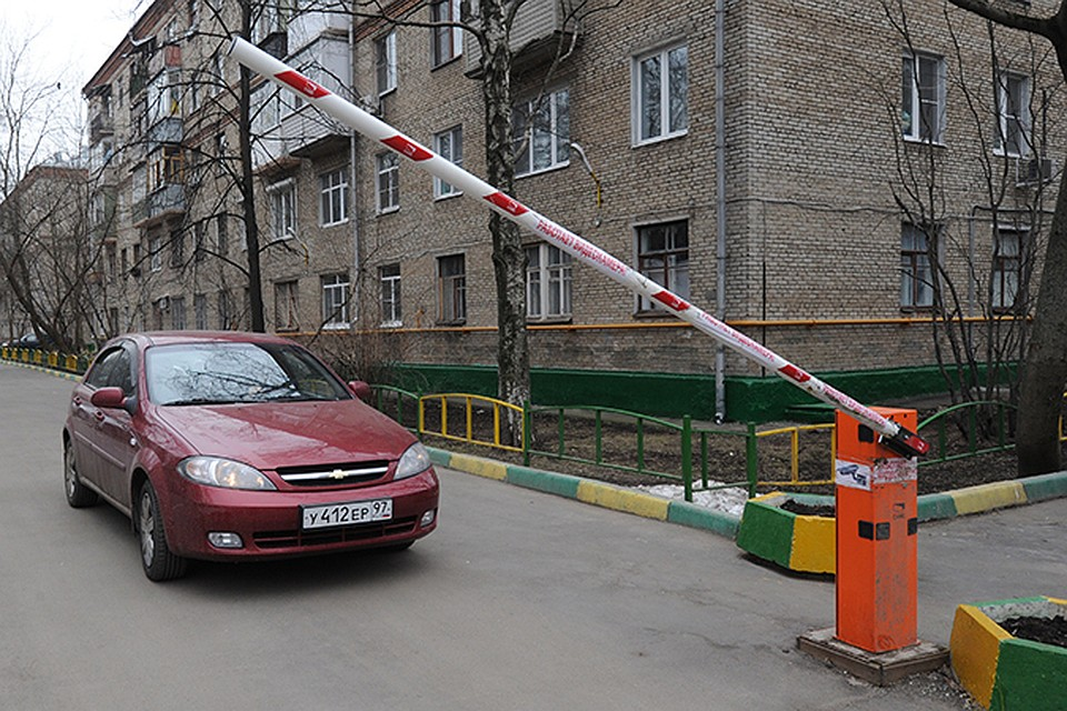 Монтаж шлагбаума цена в Архангельском
