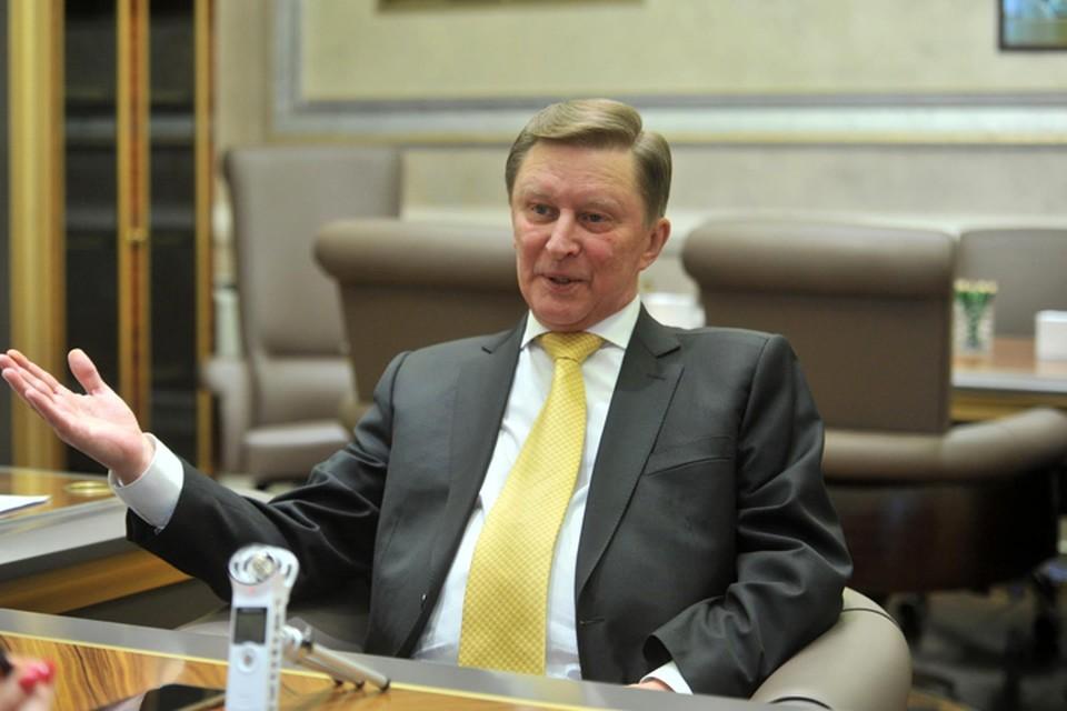 Сергей Иванов рассказал «КП», что на самом деле стало причиной его увольнения и чем вызваны масштабные кадровые перестановки во власти.