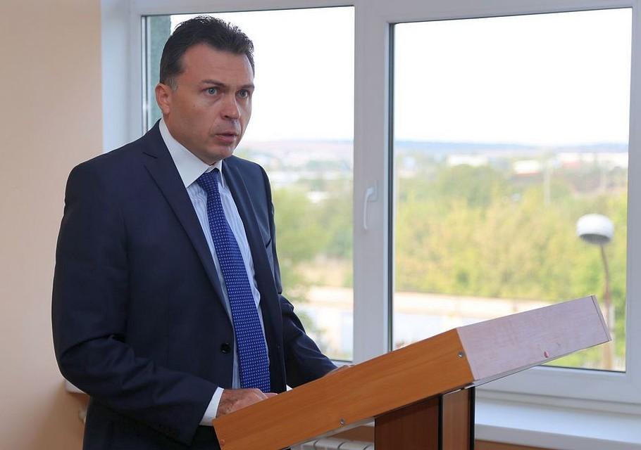 игорь михайличенко помощник аксенова фото