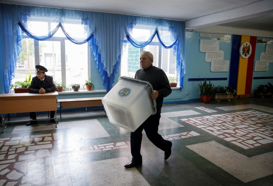 В Молдове впервые за долгое время прошли выборы президента / REUTERS