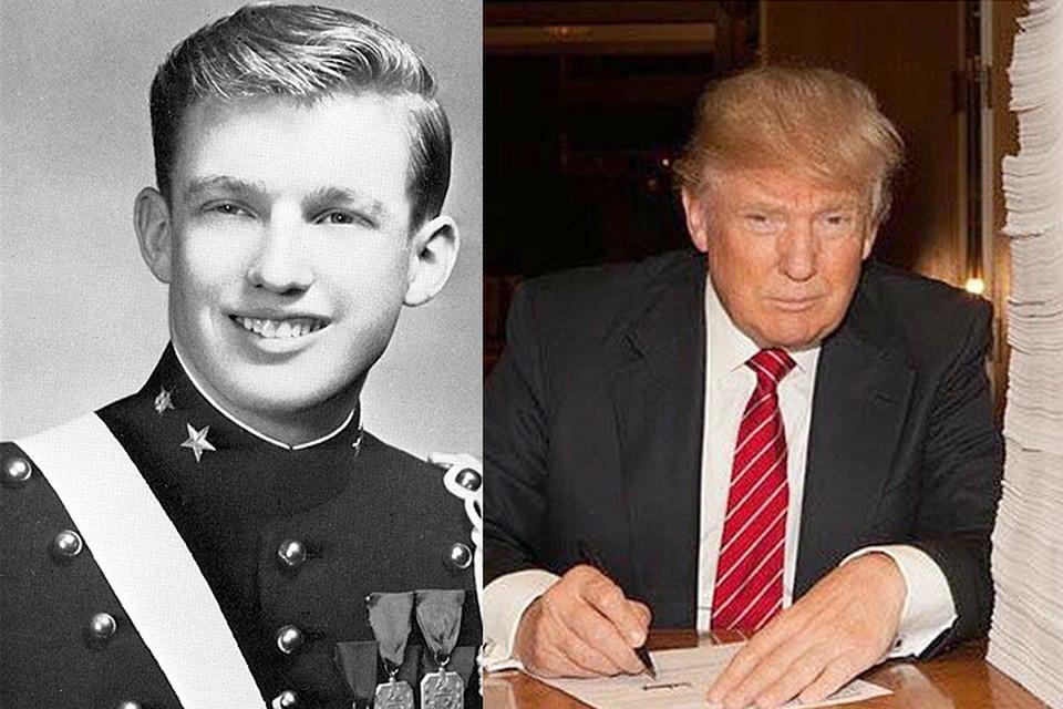 В биографии 45-го президента США хватает ярких страниц.