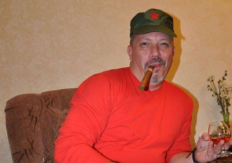 """Дмитрий Штыбликов. Фото из соцсети """"Вконтакте""""."""